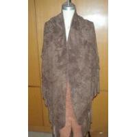 China 2012 LADIES SOFT SUEDE LEATHER SHAWLS wholesale