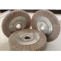 Wheel Brush Abrasive Wheel Brush
