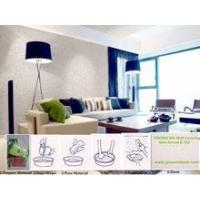 China YISENNI New Products Fire Proof Wall Covering Wall Decor Covering on sale