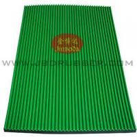 China Middle Ribbed Rubber Matting wholesale