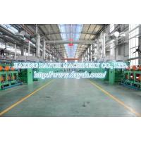 China Wet-processed PU Synthetic Leather Making Machine on sale