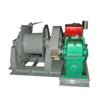 Buy cheap 6.5T Diesel Engine Winch from wholesalers