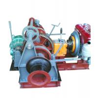 China 70KN Hydraulic Double-drum Winch wholesale