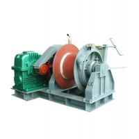 Buy cheap 6T Diesel Engine Winch from wholesalers
