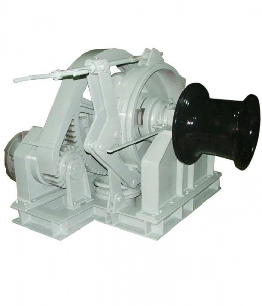 Quality Diesel Engine Winch for sale