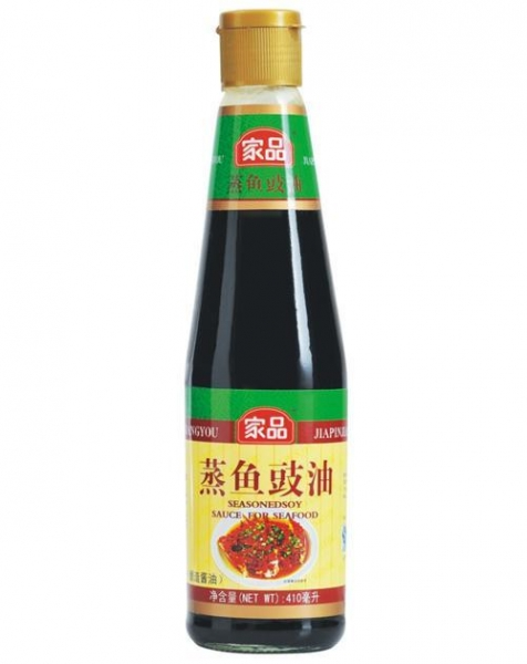 Soy sauce for steamed fish of jialiyuan for Soy sauce fish