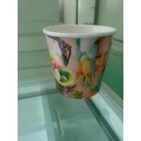 China paper flower pot Take Away Disposable Flower Planting Paper Cups wholesale