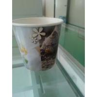 China paper flower pot Custom Print Flower Pot wholesale