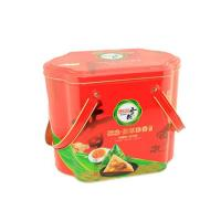 China Bisciut tins with handle wholesale
