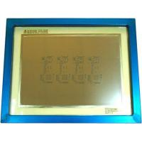 China Laser Stainless Stencil Item:AS-ST-003 wholesale