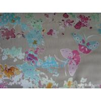 Buy cheap SILK FABRIC Silk cotton with jacquard Silk/Rayon Burn-Out Fabric from wholesalers