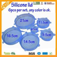 China Silicone Stretch Lid wholesale