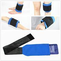Hot Cold Gel Ice Pack Compress Wrap