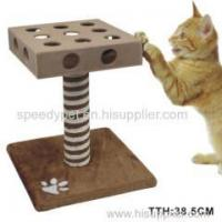 Buy cheap Woodern Cat Tree with IQ Toys from wholesalers