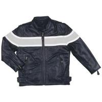 Buy cheap Kids Leather Jacket child coat from wholesalers