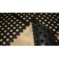 China Rubber mats Interlocking kitchen mat on sale