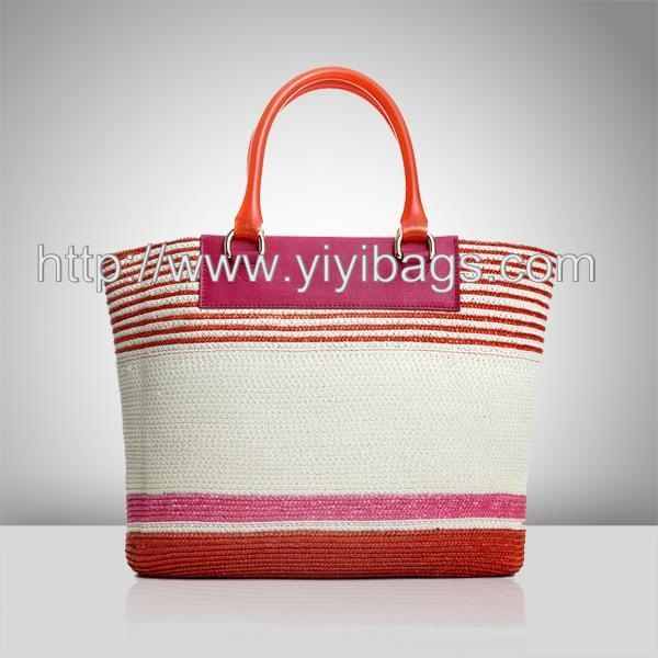 Quality S190 2014 beautiful bags fashion handbags ladies bags,straw shopper for sale