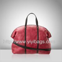 China J079-2014 bag leather lady,red leather handbag wholesale