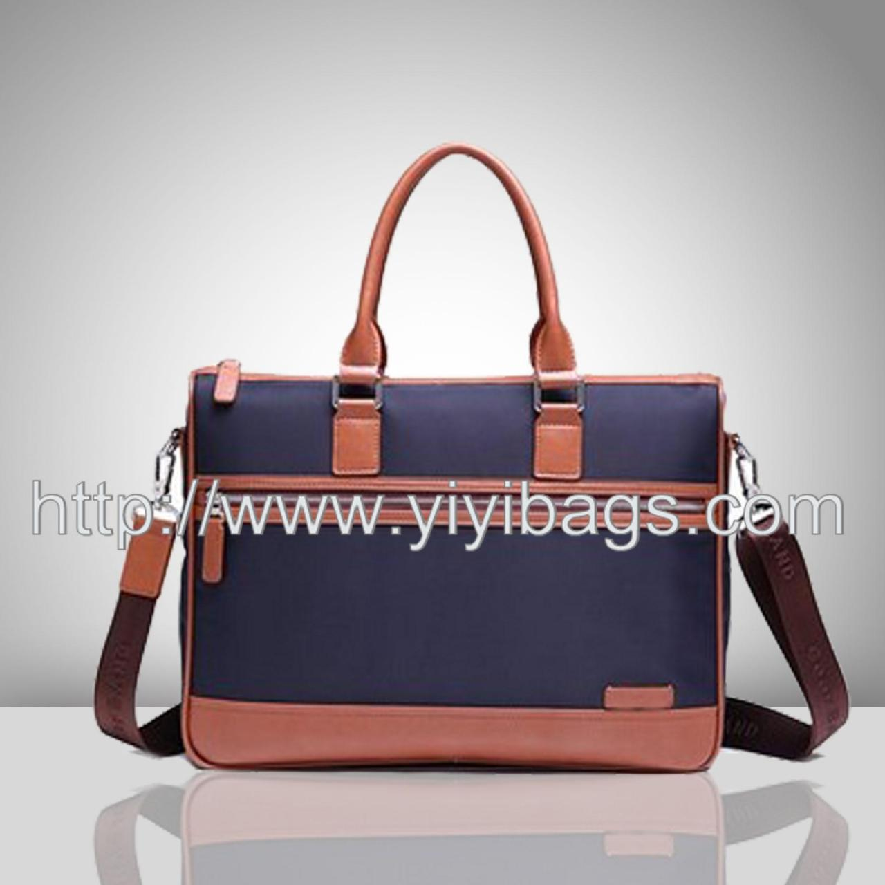 China J083-2014 Latest men's designer handbag,fashion men's briefcase wholesale