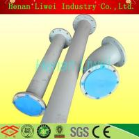 Buy cheap Rubber Lined Carbon Steel Pipe from wholesalers