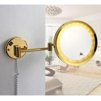 China Magnifying bathroom mirrors on sale