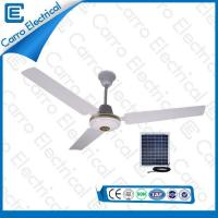 China Good looking wiring diagram capacitor fancy ceiling fan DC-12V48D3 on sale