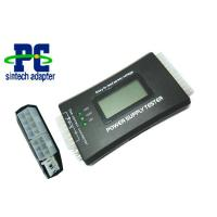 China PC power supply tester with LCD in plastic case wholesale