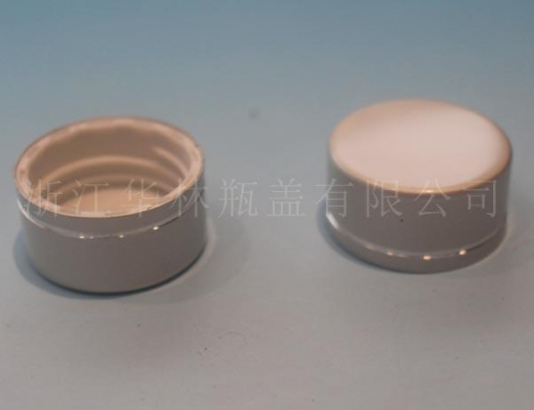 metal bottle cap aluminumpilferproofcap of chinahualin