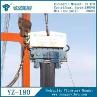 China YZ-180 Vibro Hammer For Sale wholesale