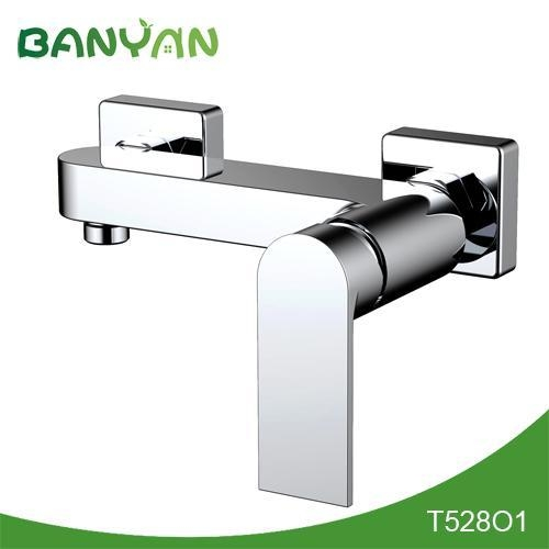 details of wall mounted bath and shower mixer tap 47346048