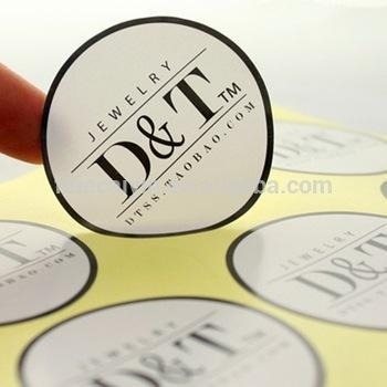 Quality Customized Size sticker printing and Wall resin decor sticker for sale