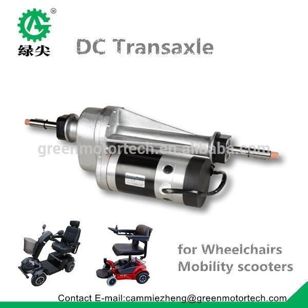 Dc Motor For Electric Vehicle Brush Dc Motor Of