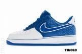 Quality Cheapest Nike Air Force 1 Hyper Blue / Hyper Blue - White Outlet BU501211 for sale