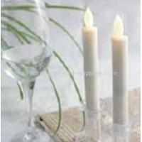 China Set of 2 amber color shake on/Blow out LED window candles on sale