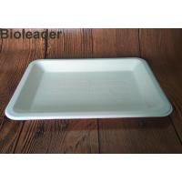 Buy cheap Biodegradable Sugarcane Bagasse Tray-T005 from wholesalers