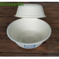 Buy cheap Sugarcane Bagasse Tableware Series Bagasse Bowl-18oz 500ml from wholesalers