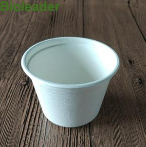 Quality Bowl & Cup Sugarcane Bagasse Cup-5oz for sale