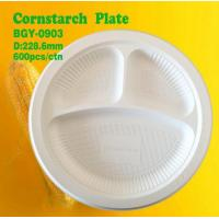 Buy cheap Cornstarch Plate 9inch-3C from wholesalers