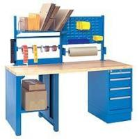 China Nexus system packing and shipping workbenches: standard features on sale