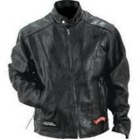 Buy cheap Rock Design Genuine Buffalo Leather Motorcycle Jacket from wholesalers