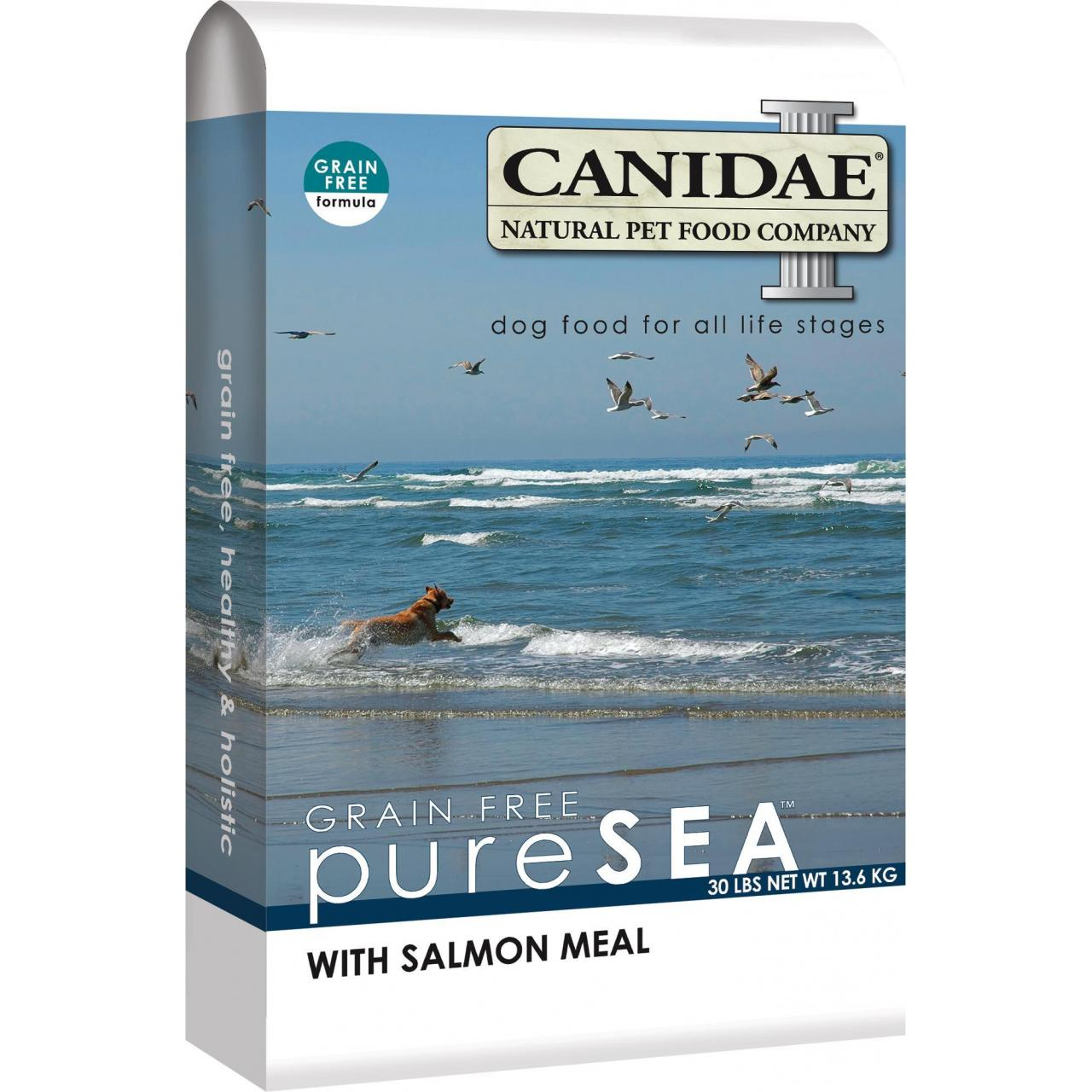 China CANIDAE Grain Free PURE Sea Dry Formula Dog Food wholesale