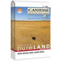 China CANIDAE pure land dog food wholesale