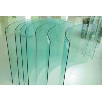 Buy cheap Curved and tempered glass from wholesalers