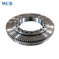 China Factory Price Small Hydraulic Slew Drive Worm Gear Slewing Ring Bearing for Solar Tracker System wholesale