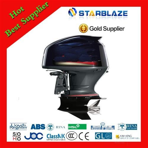 China 25 HP Two Stroke Marine Outboard Motors