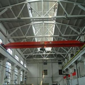 China Single girder overhead marine crane