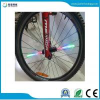 China W06 Colorful LED Bicycle light, Bicycle 32 LED Wheel Light, LED Bike Light for Bike Accessory wholesale