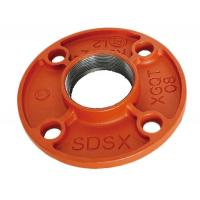Buy cheap Fire system Threaded Flange from wholesalers