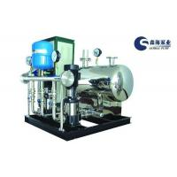 Buy cheap SWG series water-supply equipment from wholesalers