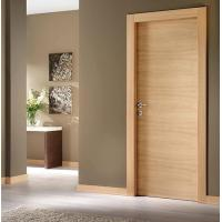 Buy cheap Custom interior solid wood fire rated timber wood doors modern designs from wholesalers